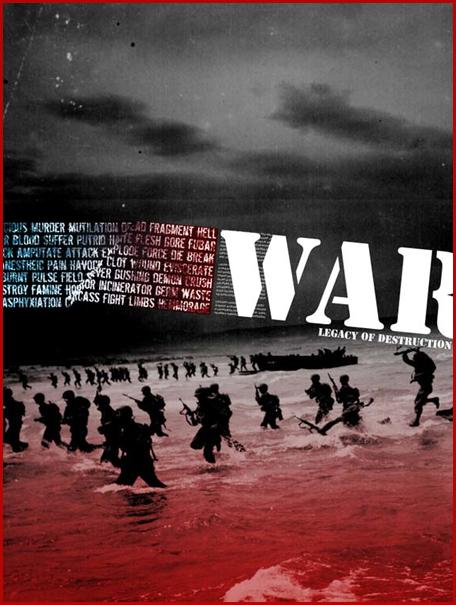 War legacy of destruction