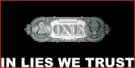 In lies we trust