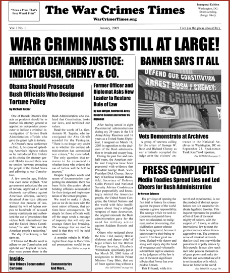 War crimes times