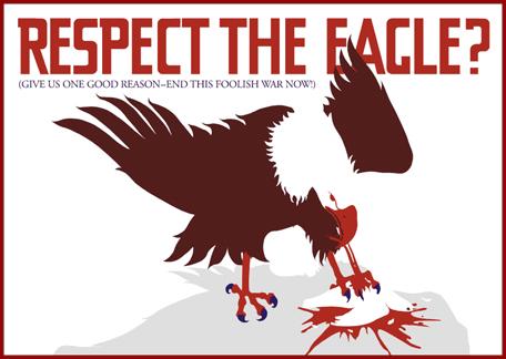 Respect the eagle