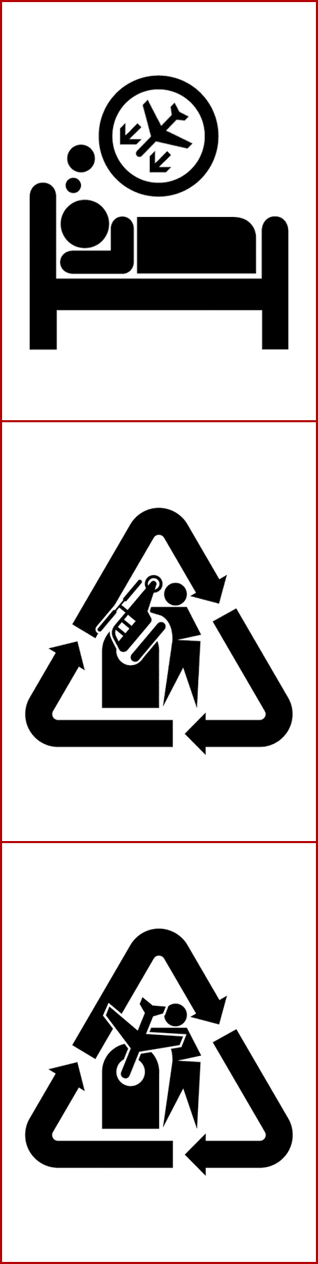 War signs