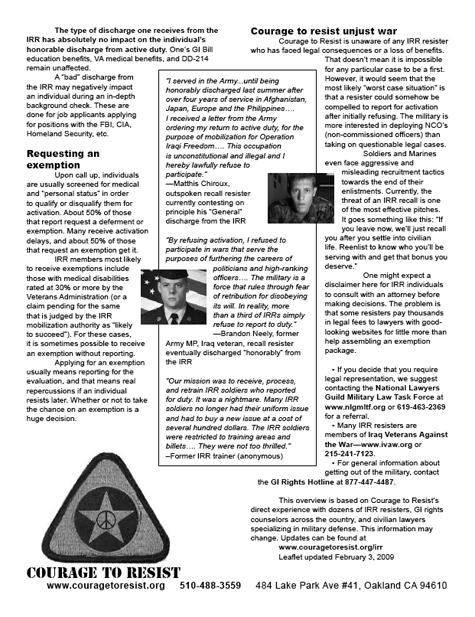IRR page 2